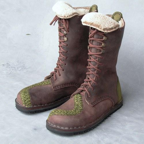 Zimní botky Zorka