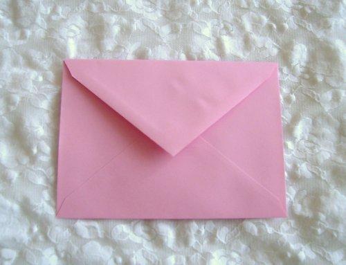 Obálky růžová