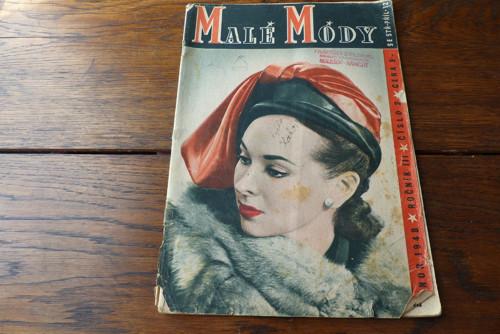 Příručka časopisu Žena a Móda 12/ 1948