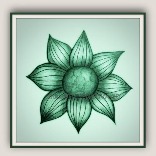 Kamenná květina IV.