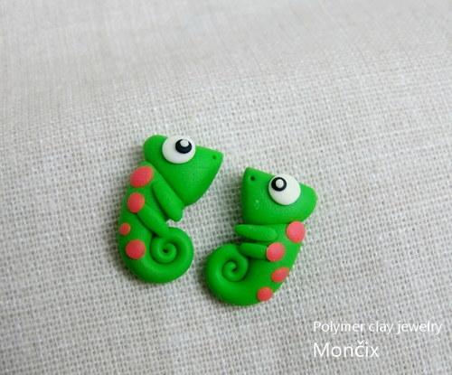 Chameleonci pecky | TOP