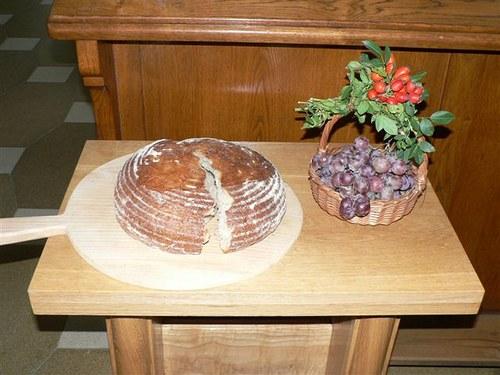 Chléb a víno