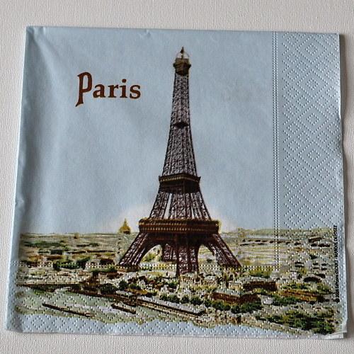 Ubrousek - Paris