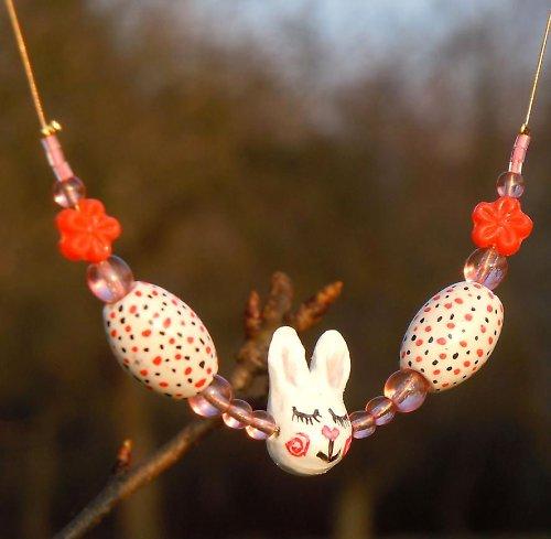 Pan Králík má růžové Velikonoce