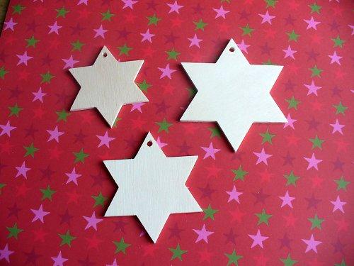 Sada tří hvězdiček V