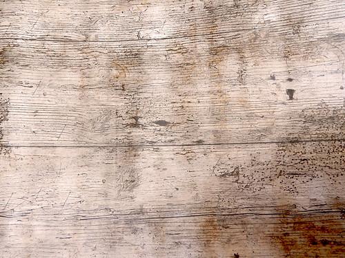 PVC ubrus, igelitový, imitace dřeva, metráž