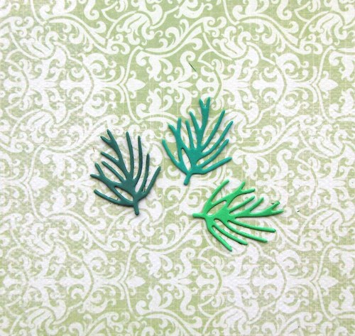 Borovicové větvičky (mini)
