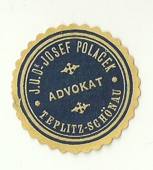 Zálepka Poláček Advokát Teplice Schonau
