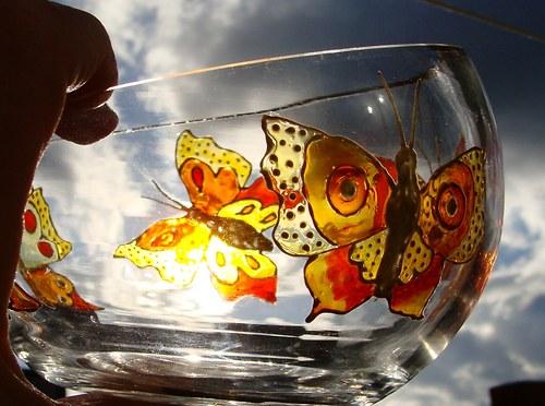 Motýlí rej