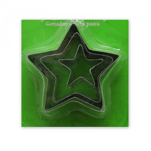 Vykrajovátka - Hvězdy