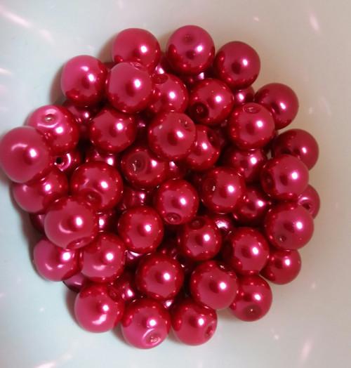 Voskované perle