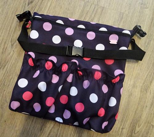 Nepromokavá taška na kočárek Simple #1 - 70 vzorů