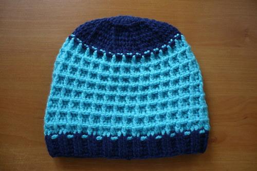 Zimní čepice pro kluky
