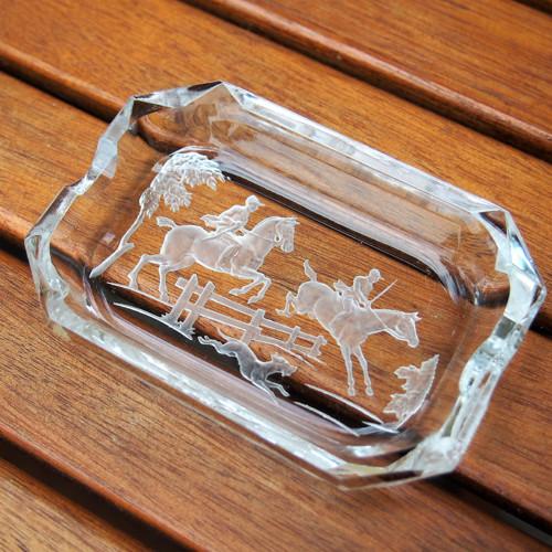 popelník sklo