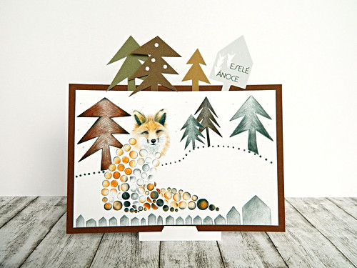 FUFOvi VÁNOCE - fox