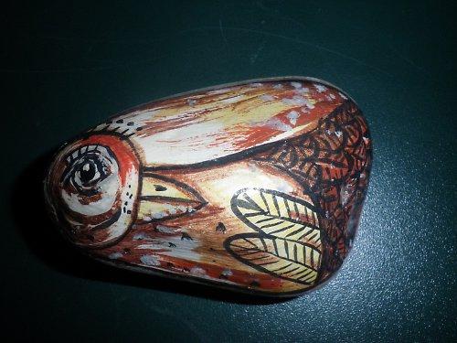 kamínek-těžítko