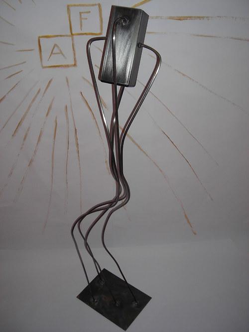 Design Lampa AF - Příroda