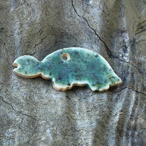 Rybka irská zelená