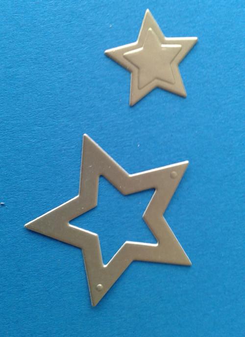 Výřez  hvězdy