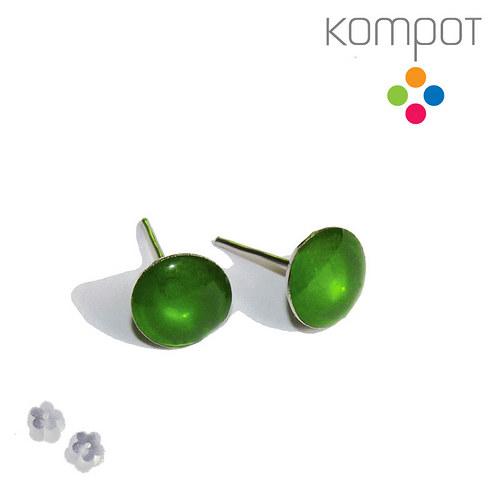 KAPKY :: zelené