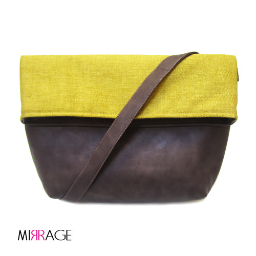 Chloe n.1 brown & yellow