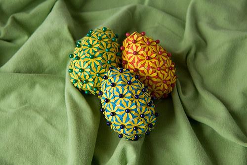 Kvítkované vajíčko