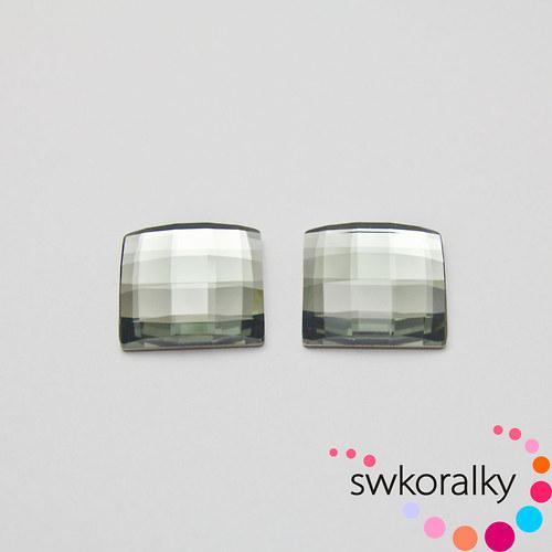 CHESSBOARD 20 SWAROVSKI ® ELEMENTS black diamond