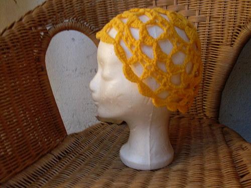 Letní klobouček - SLEVA