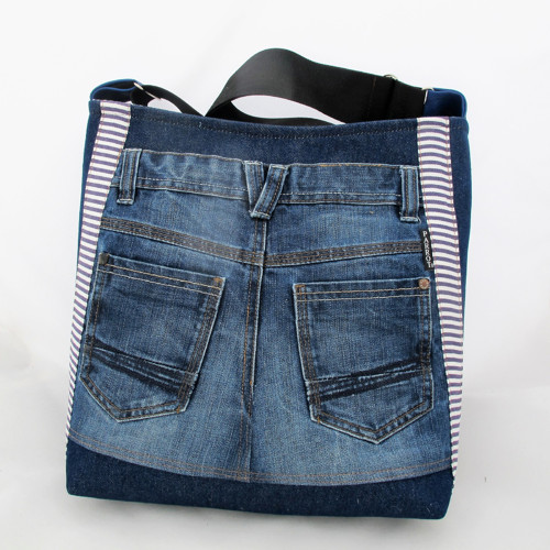 COOL BAG * STRIPED JEANS * PARROT®