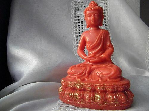 Silikonová forma - 3D Buddha