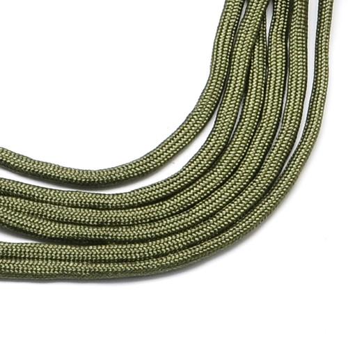 Paracord šňůra pr.4mm (10m) - Dark Olive