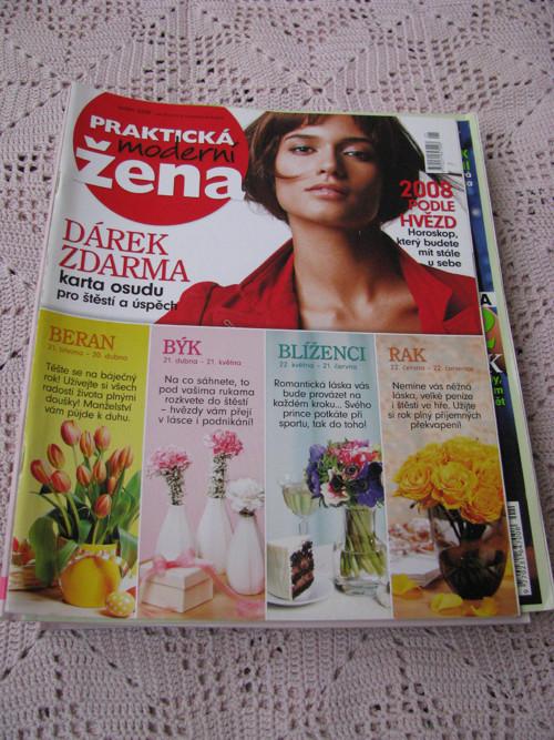 Časopisy Praktická moderní žena