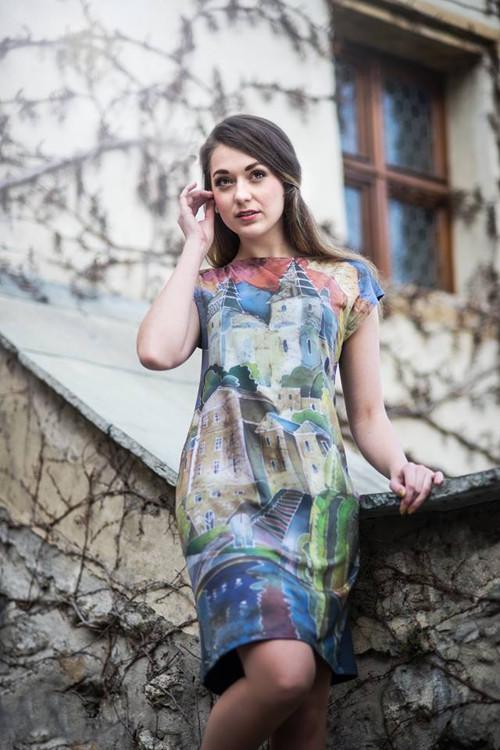 Old Town dress (L/XL)