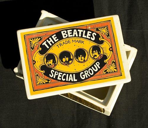 Krabička The Beatles