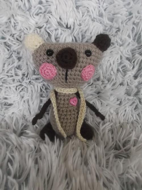Medvídek Maláček
