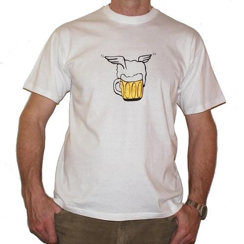 Pánské tričko Pivní