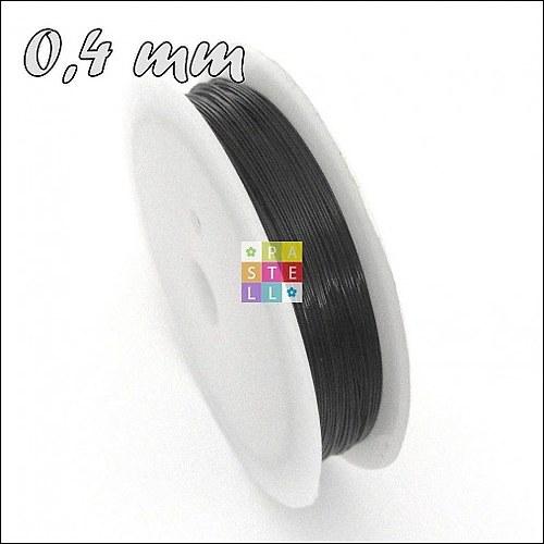 (2886) Drôtik 0,40 mm - návin 17 metrov
