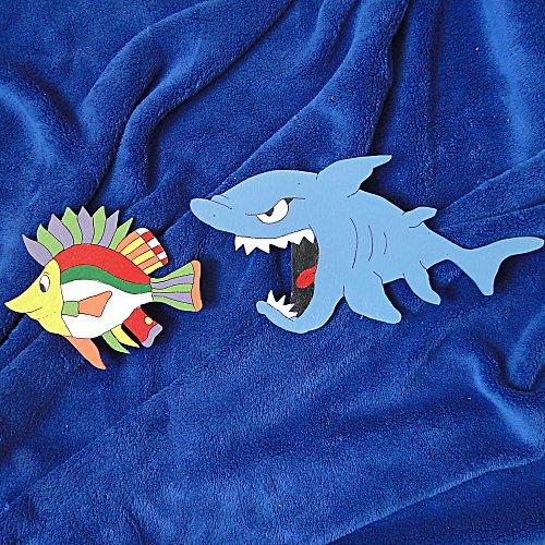 Dekorace žralok
