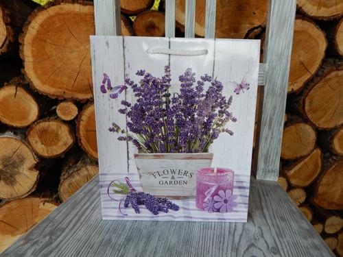 Dárková taška Flower Garden malá