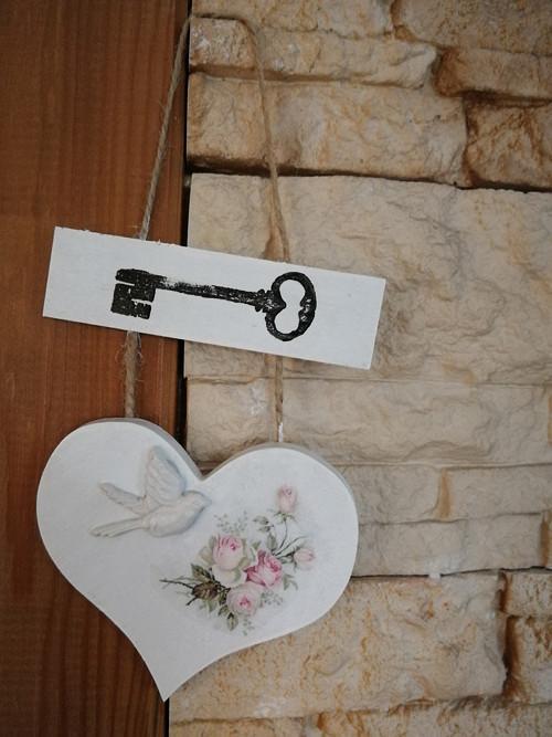 Klíč k mému srdci...