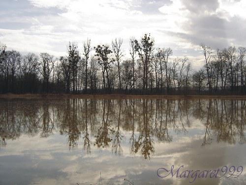 Záplavy barevná