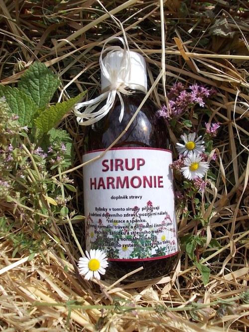 Harmonie sirup (200ml)