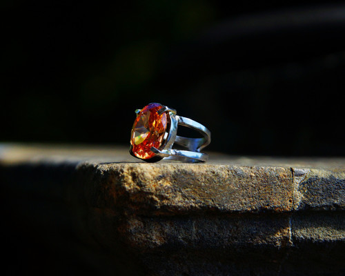 "Nerezový prsten ...\"" Golden Gate \"""