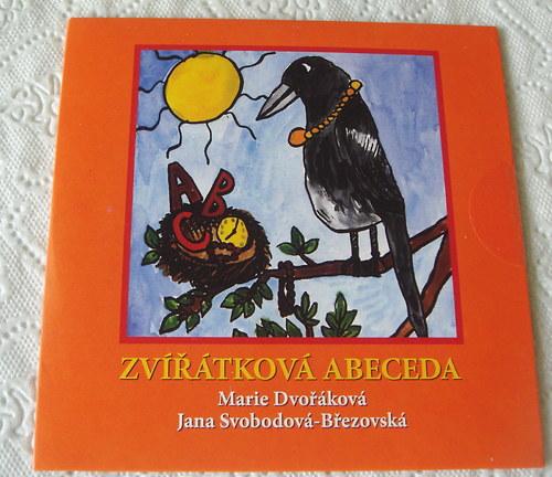 CD pro děti  ZVÍŘÁTKOVÁ ABECEDA