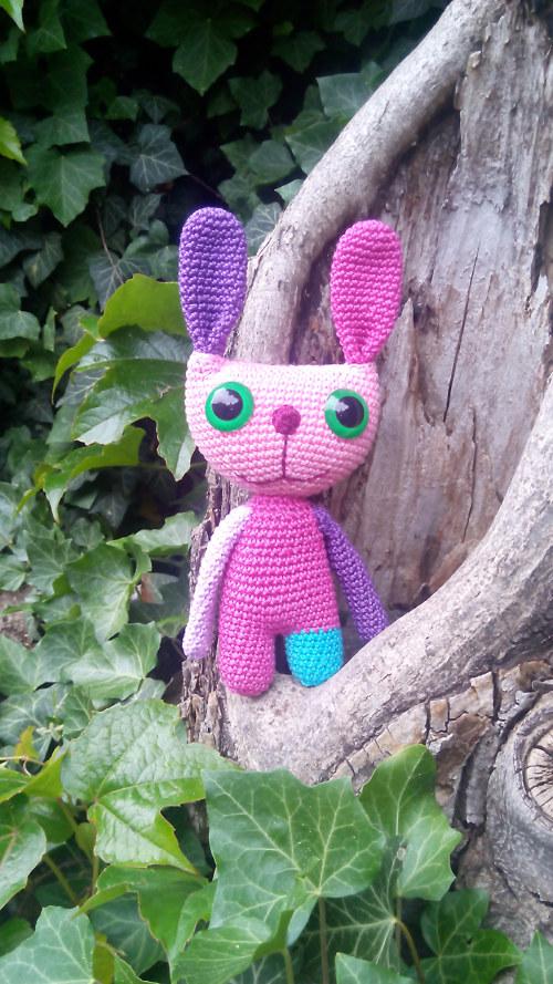 VYKUK - králíček 2