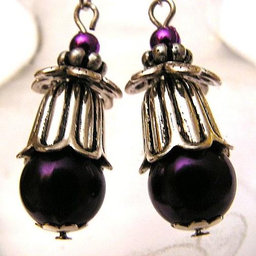 Kytičkové - Fialová perla