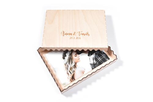 Krabička na fotografie