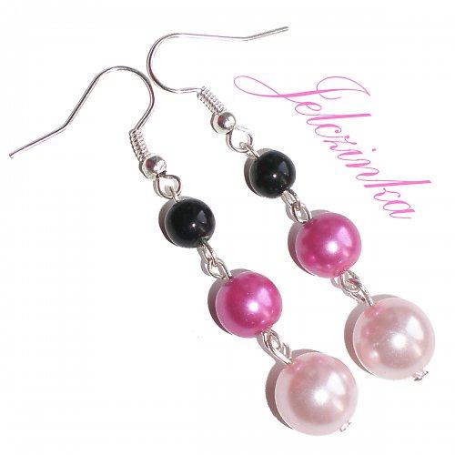 Růžové perličky