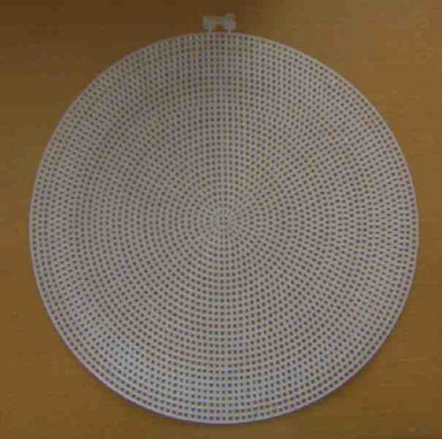 Plastová kanava - kolečko 23,5cm