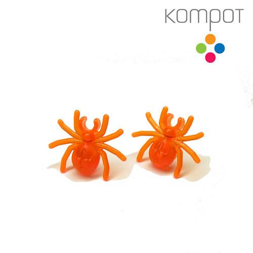 PAVOUCI :: oranžoví svítiví